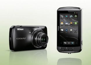Nikon´s new Android-powered point-and-shoot camera: The Coolpix S800c