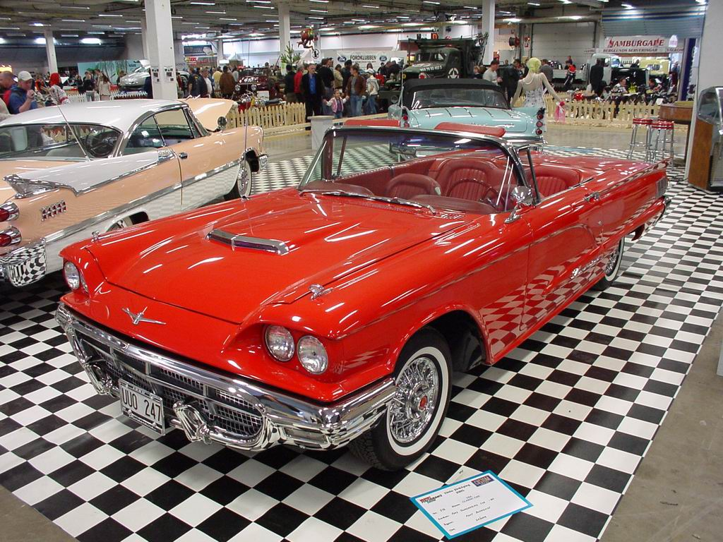 ford cars 1960 ford thunderbird. Cars Review. Best American Auto & Cars Review
