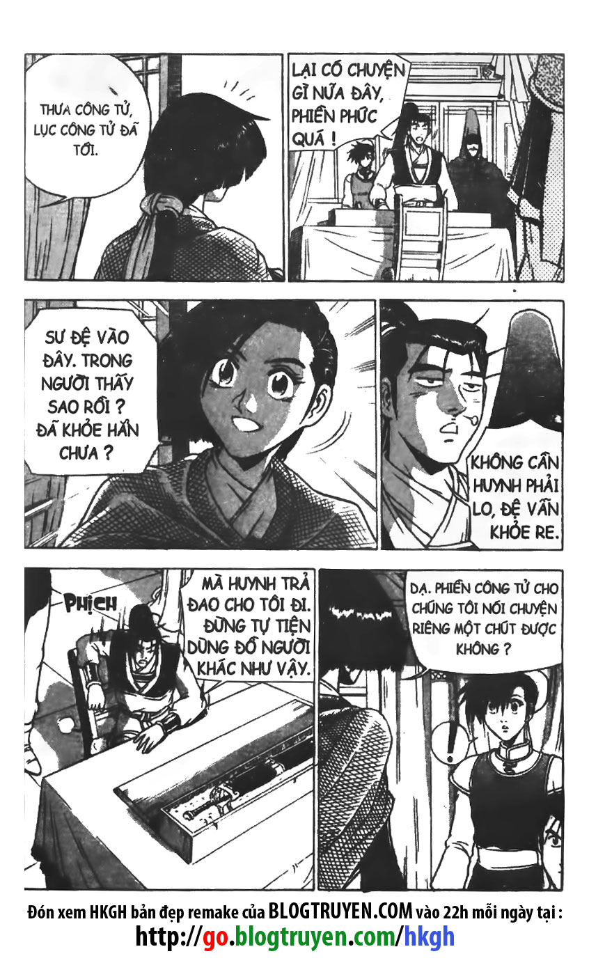 Hiệp Khách Giang Hồ chap 163 Trang 17 - Mangak.info