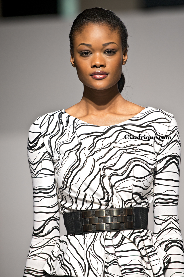 labo ethnik fashion weekend 2013: Thula Sindi - South African fashion Designer
