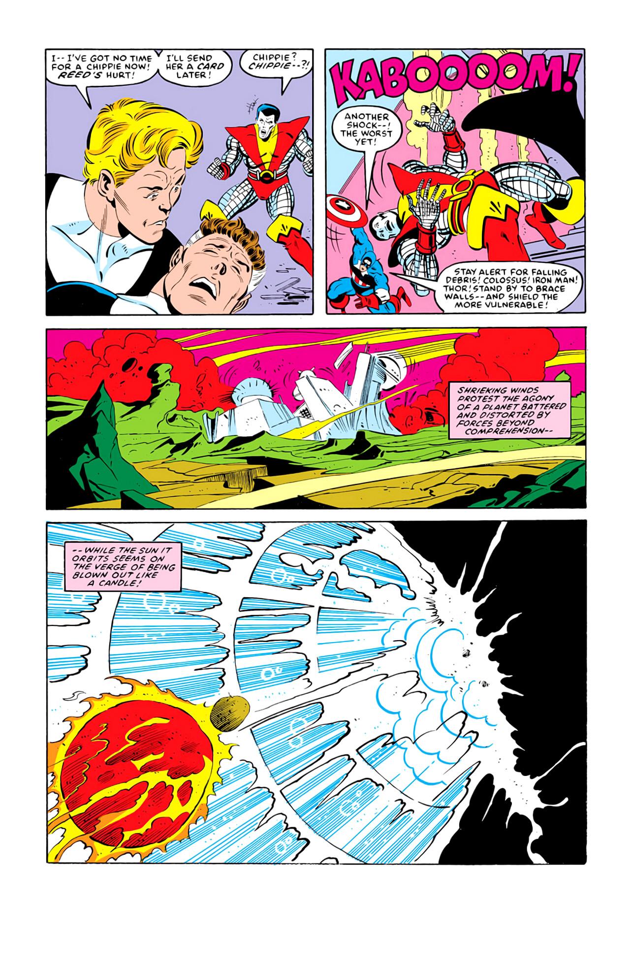 Captain America (1968) Issue #292k #218 - English 16