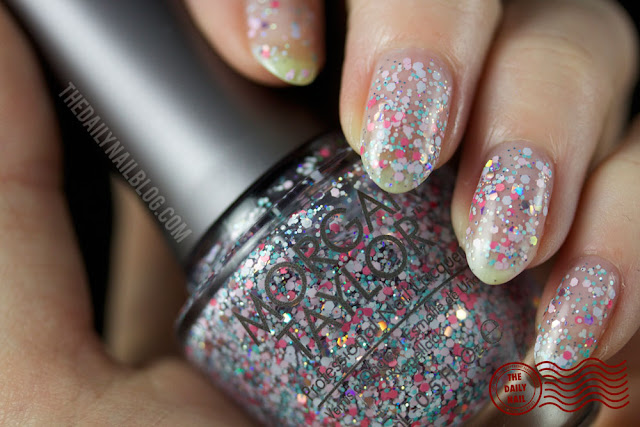 Morgan Taylor Ooh La La Escar-Go to France swatch