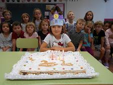 Na Júlia ja té 5 anys!!!