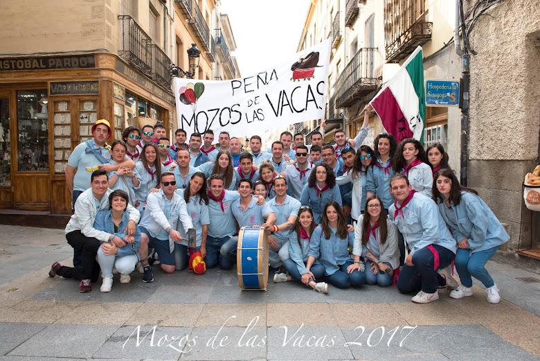 Foto Mozos de las Vacas 2017