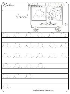caligarfia vocal a