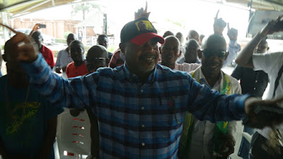 Abia North: Alex Otti's Support Group Extends Hand to Bourdex