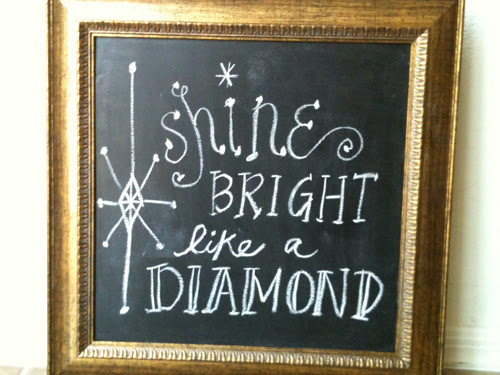 Monday Inspiration: Shine