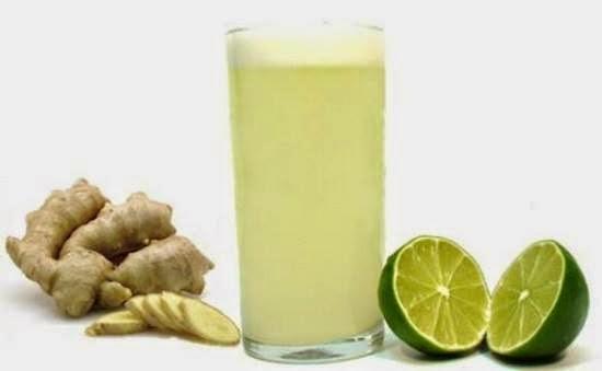 Receita de suco para acelerar o metabolismo