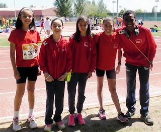 Club Marathón Aranjuez en Fuenlabrada