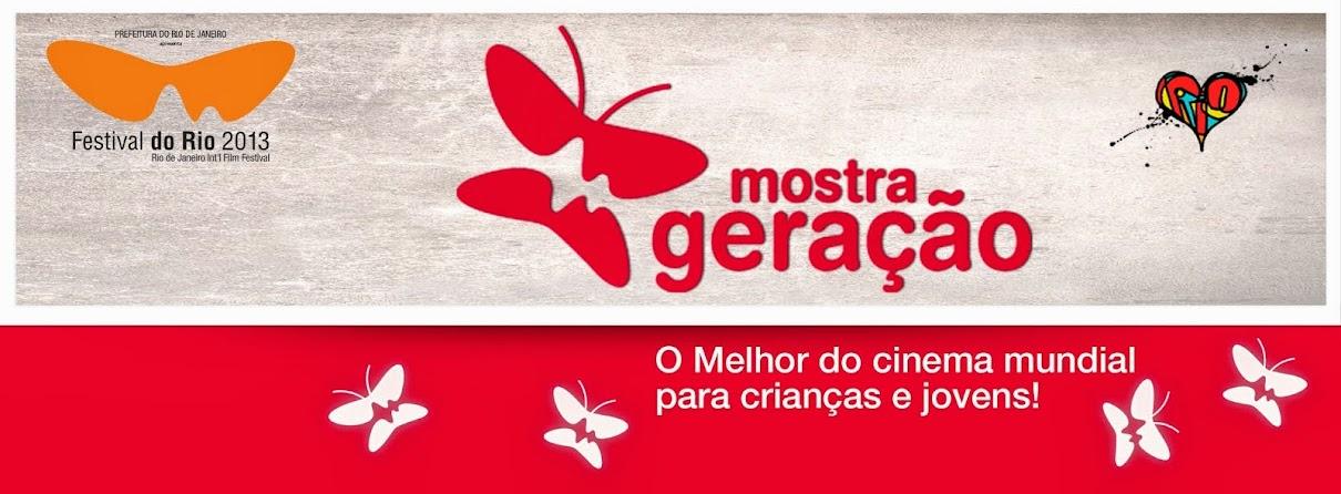 Mostra Geração / Festival do Rio