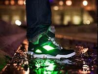 حذاء متطور يحدد هوية الشخص المرتدي إياه والتعرف على بياناته