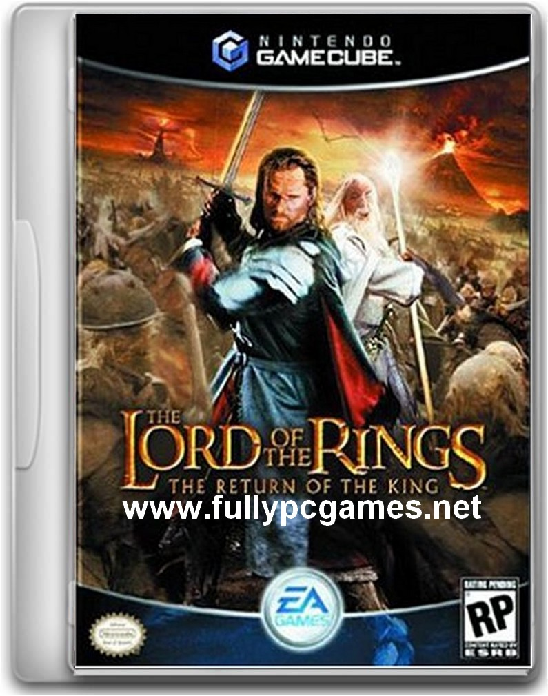 Lord of the rings the return of the king game
