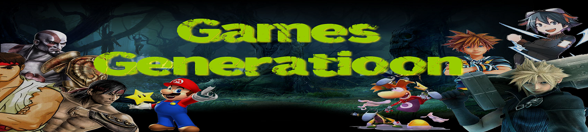 Games Generatioon - Rare Games