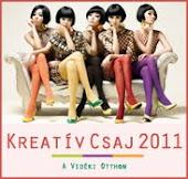 kreatív csaj 2011/ creative girl 2011