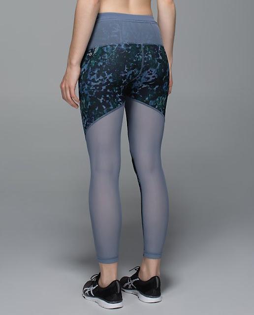 lululemon-running-in-the-city-7/8-tight floral-backdrop-blue-denim