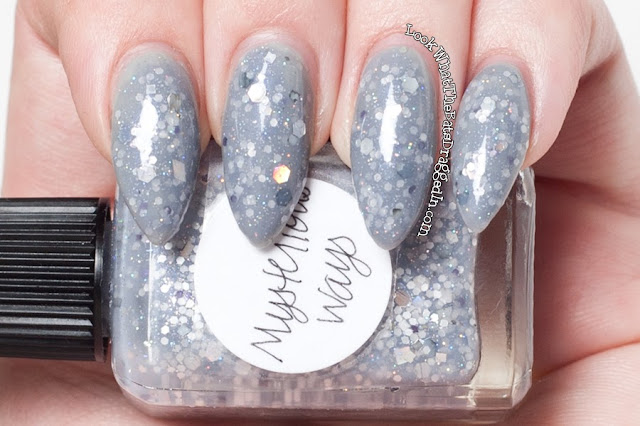 Lynnderella Mysterious Ways nail polish swatch