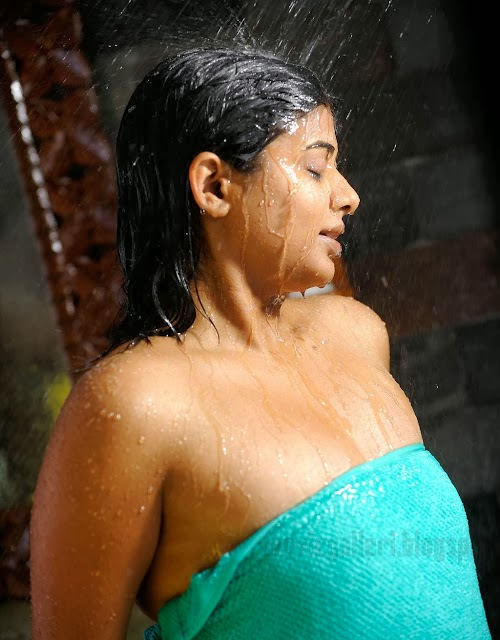 Priyamani Hot Sexy Bathing Scene