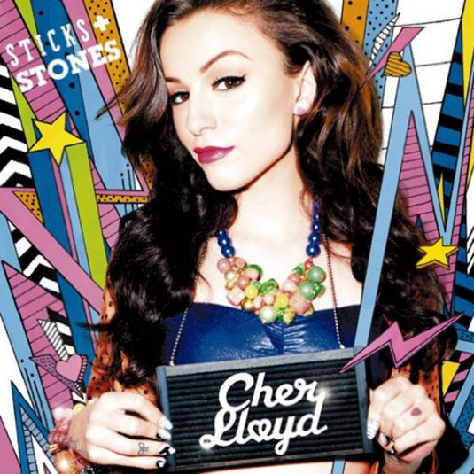 Cher Lloyd Spain