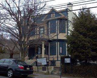 Botto House, Paterson Silk Strike, Haledon, Hidden New Jersey, labor unions