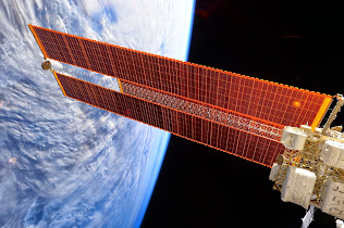 THE ISS SOALR ARRAY