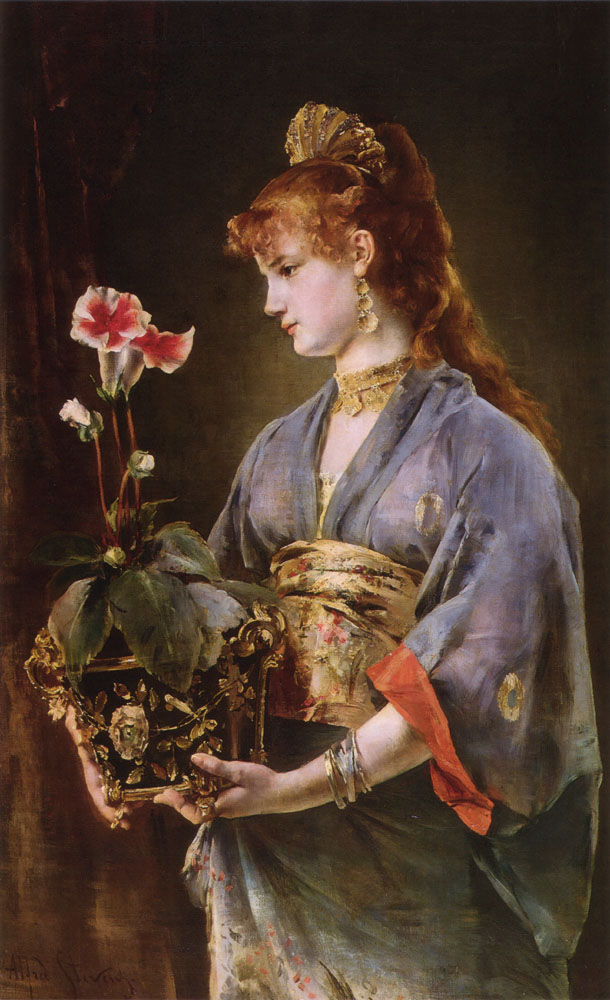 loveisspeed.......: Alfred Stevens Paintings....