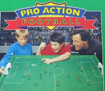 Pro action fútbol