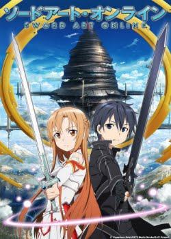 1212eac383 Download   Sword Art Online Completo   WEB DL 720p Legendado