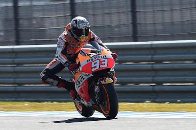 Race Motegi, Marquez Siap 'Colek' Perburuan Gelar Duo Yamaha