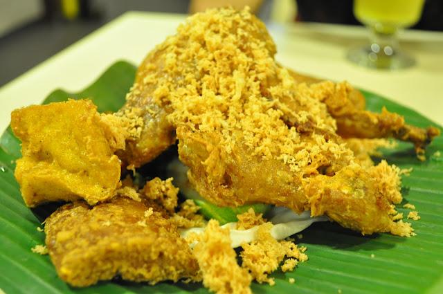 Ayam+Penyat+Ria+Lucky+Plaza+Singapore+review+sayap+penyat