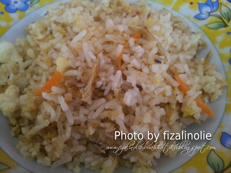 Nasi Goreng Ikan Bilis Planta