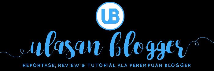 Ulasan Blogger | Sumarti Saelan