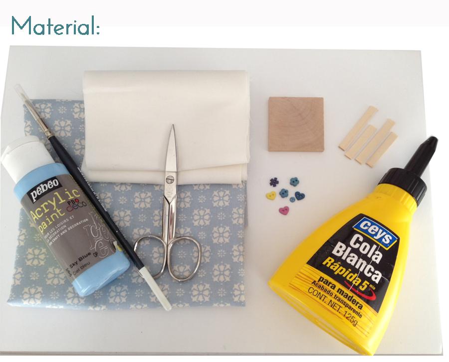 Little Hannah: DIY #1: Cómo hacer un marco en miniatura