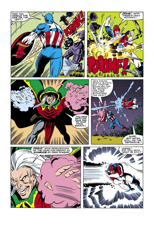 Captain America (1968) Issue #306 #234 - English 19