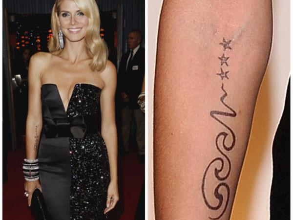 Musik Ist Für Alle Da Do You Know What Kind Tattoos Your Idol