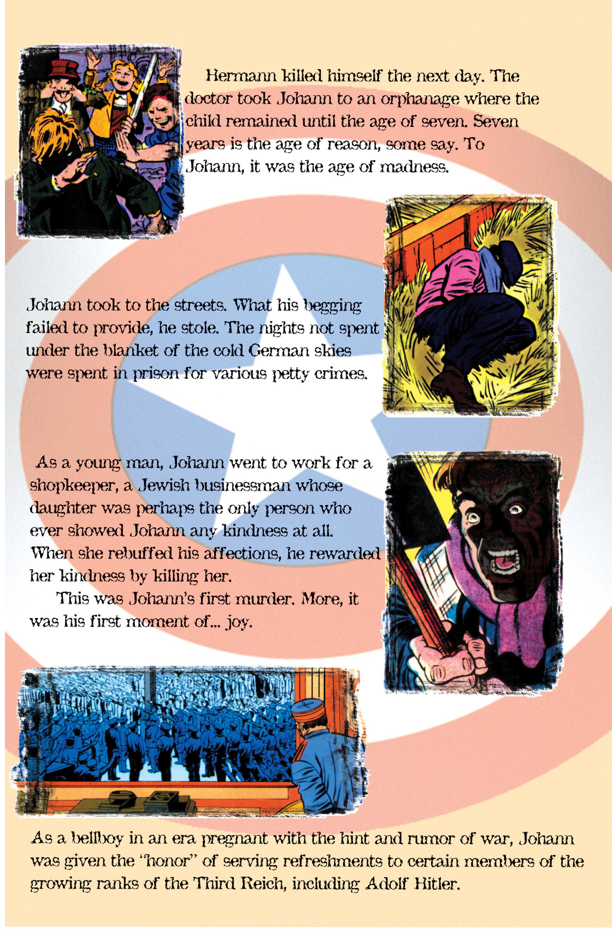 Captain America (1998) Issue #12 #18 - English 33