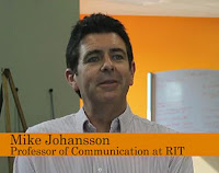 Mike Johansson, Lecturer at Rochester Institute of Technology
