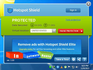 Hotspot Shield 3.20 Free Download For Windows