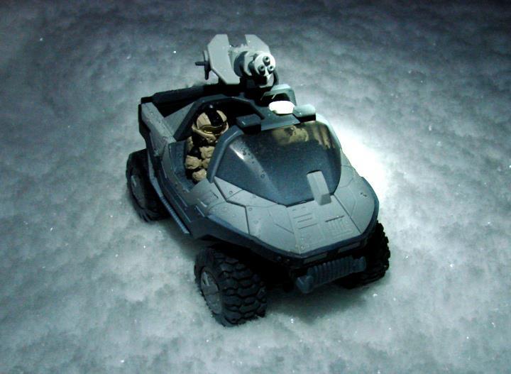 Halo Minimates Warthog News Halo Minimates Arctic