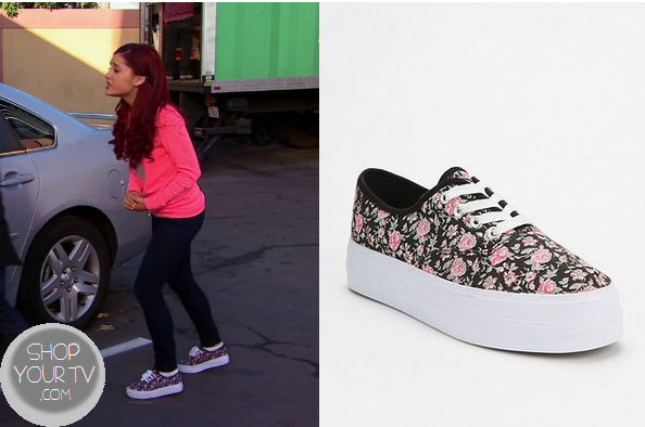 Sam & Cat: Season 1 Episode 2 Cat's Floral Shoes