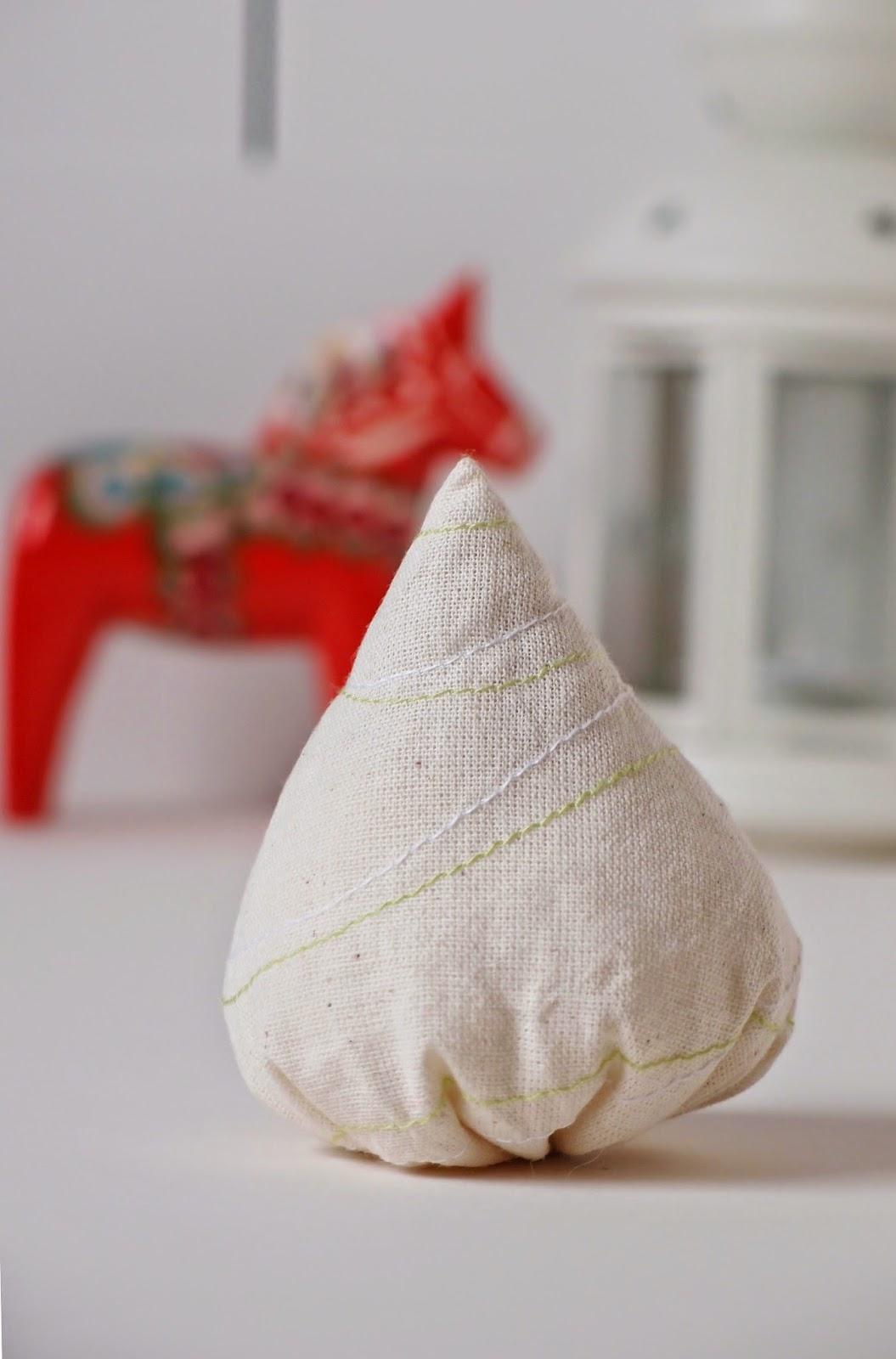 Christmas Mini Doll Tree Softy PDF Sewing Pattern