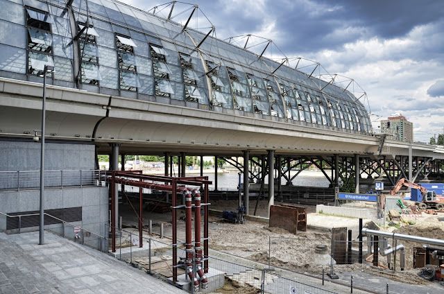Baustelle Hauptbahnhof Europaplatz 1, 10551 Berlin, 15.06.2013