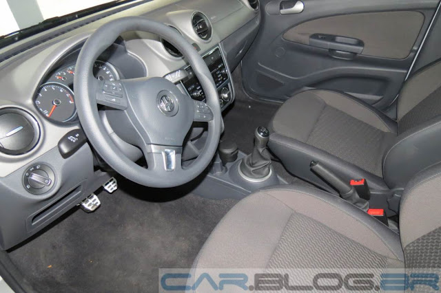 VW Gol Rallye 2014 - Prata