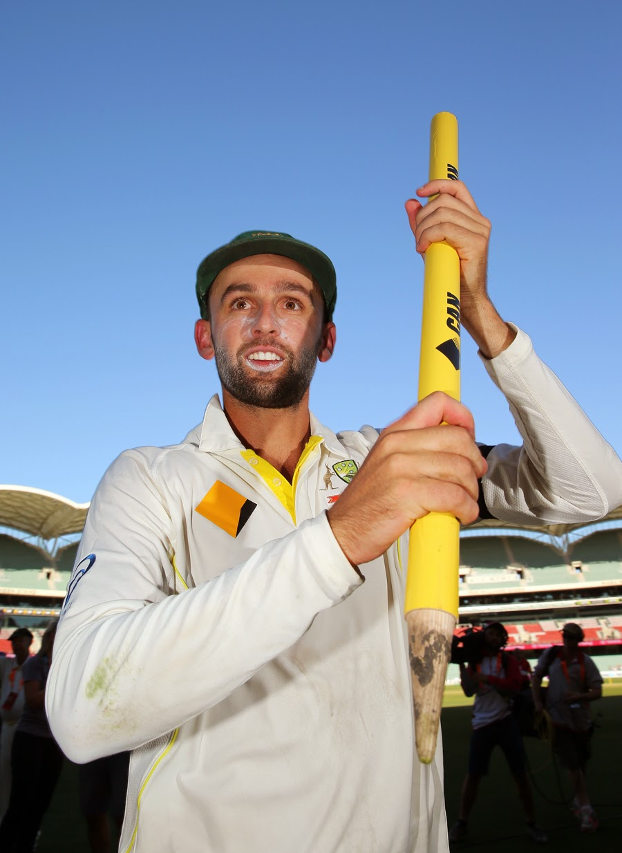 Nathan-Lyon-12-wickets-Australia-v-India-1st-Test-2014