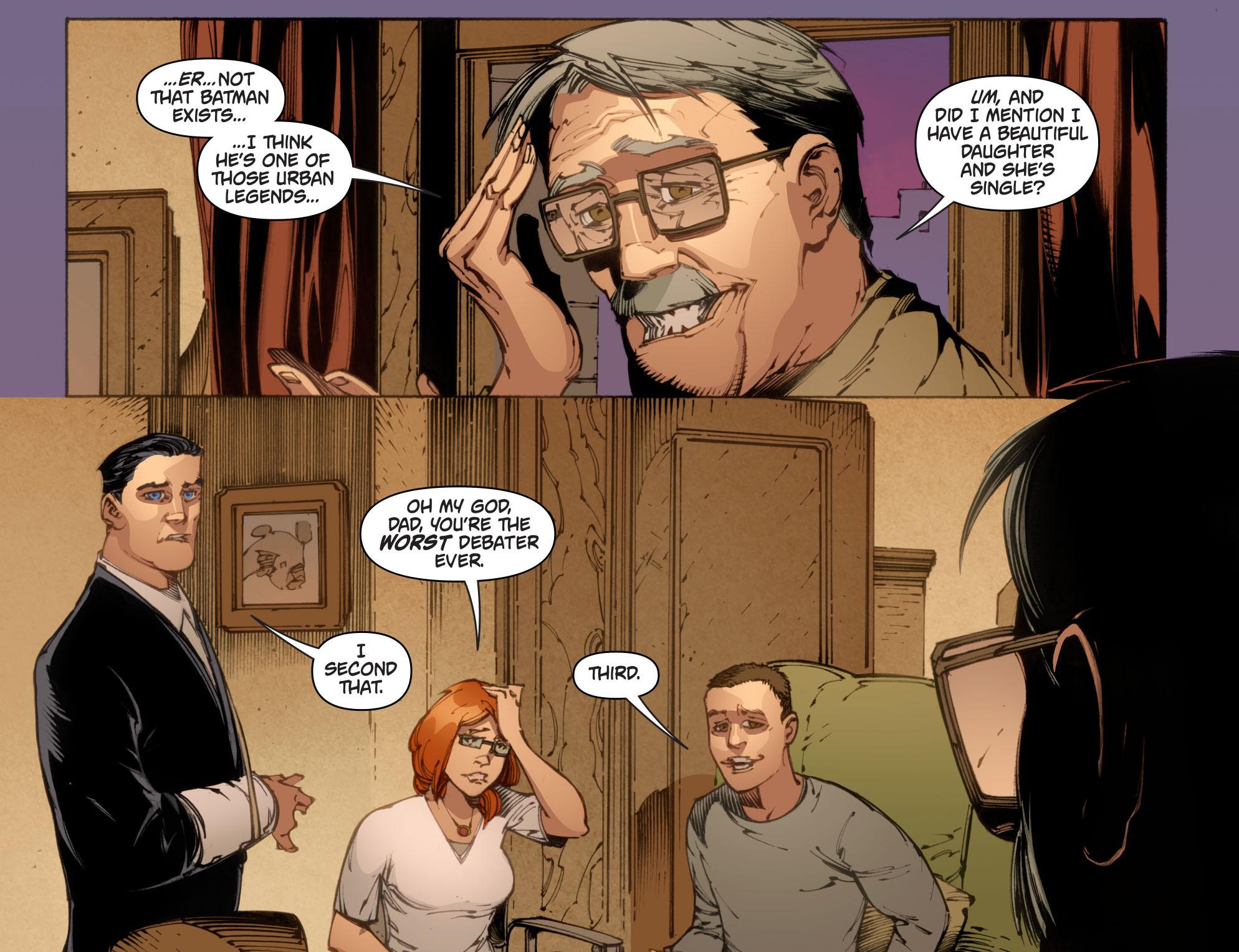 Batman: Arkham Knight [I] Issue #20 #22 - English 12