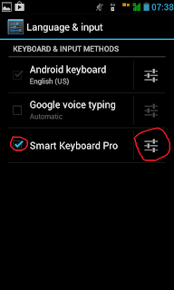 Cara Baru Membuat Autotext BBM di Android