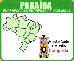 Empresas de Vigilância do Paraíba
