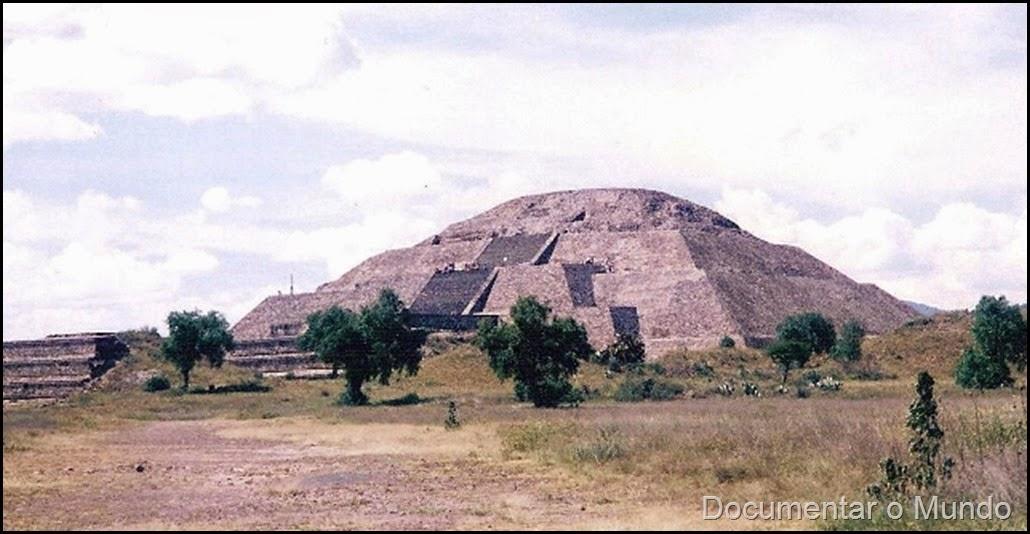 Pirâmide da Lua; Teotihuacan