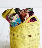 Storage basket from the Family Love Tree