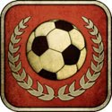 Flick Kick Football Kickoff Icon Logo