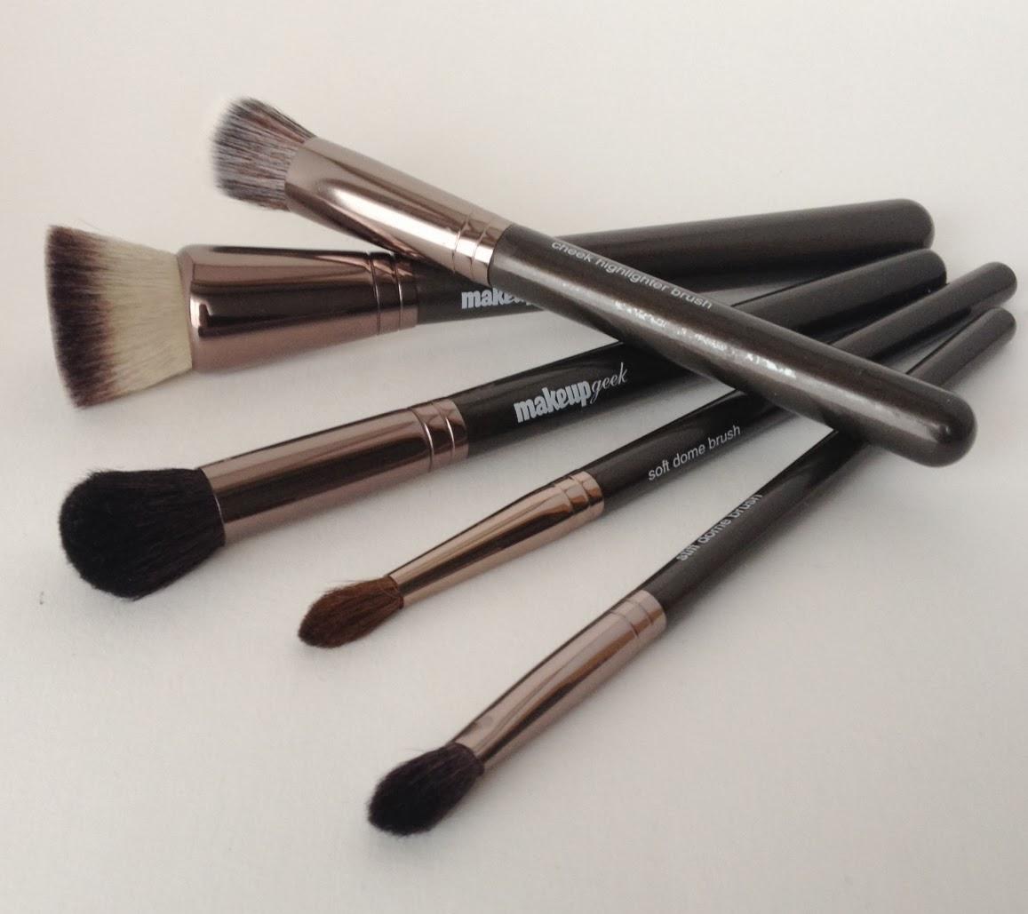 Makeup Geek Brushes Makeup Geek Recently
